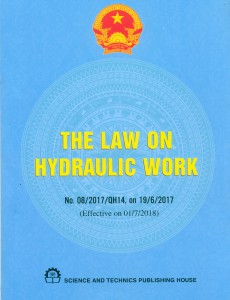The law on hydraulic work